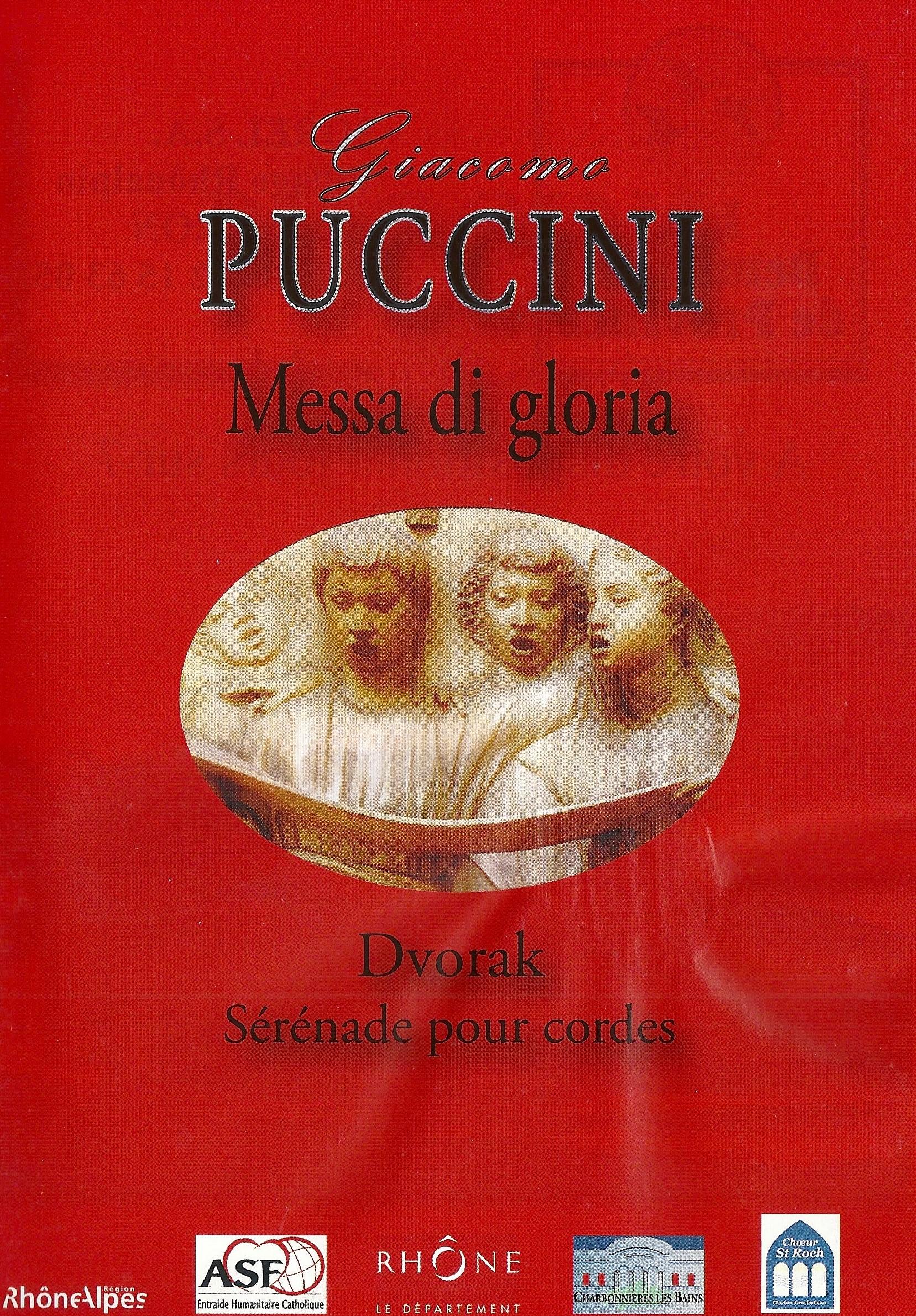 Concert Nov 2007 Puccini