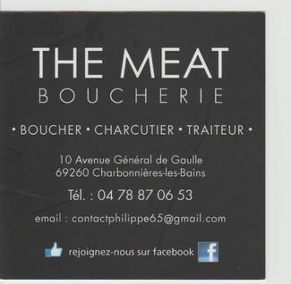 Boucherie The Meat