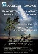 Concert Oct 2017 Haydn Mozart