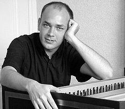 Vincent de Meester, chef d choeur et claveciniste