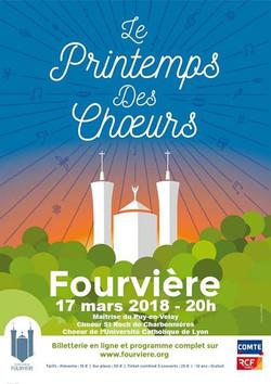 Concert Mars 18 Printemps Fourvière