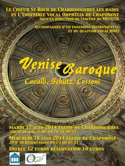 Concert 2014 Venise baroque