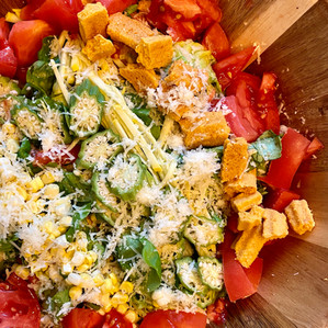 a sunny southern salad