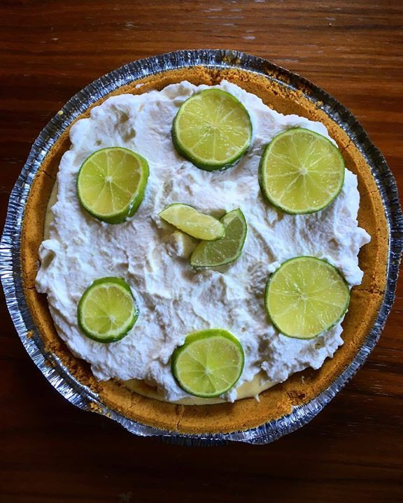 Let them eat... Key Lime Pie!