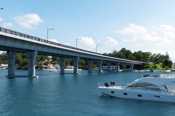 Batemans Bay Bridge