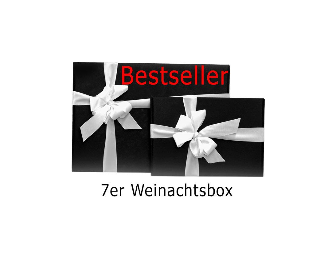 7er Weihnachtsbox, 45min. Shooting-Zeit