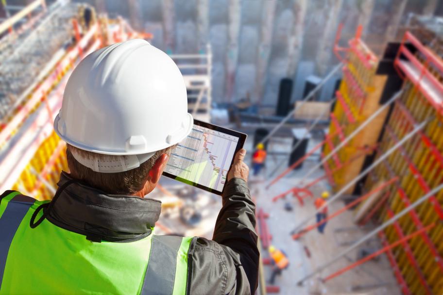 Kopie von civil engineer or architect wi