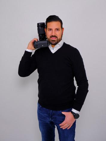 Picardi Photography GmbH, Andrea Daniele Picardi Portrait
