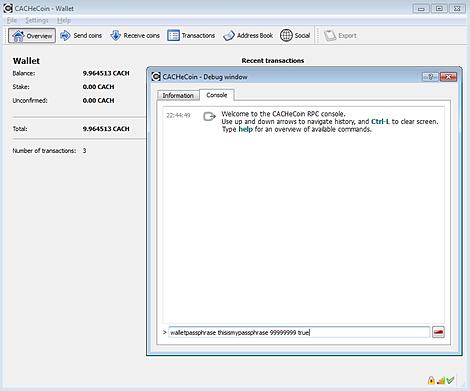 Qt wallet console commands - radius-dtn ga