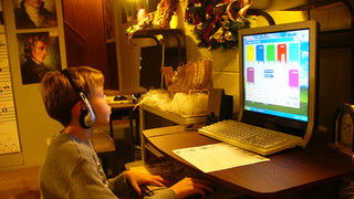 3 computer labs with 20 programs for ages 5 through adult