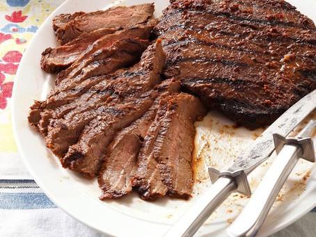 Southwest Steak Recipe