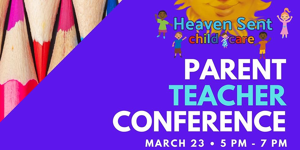 PARENT\TEACHER CONFERENCE