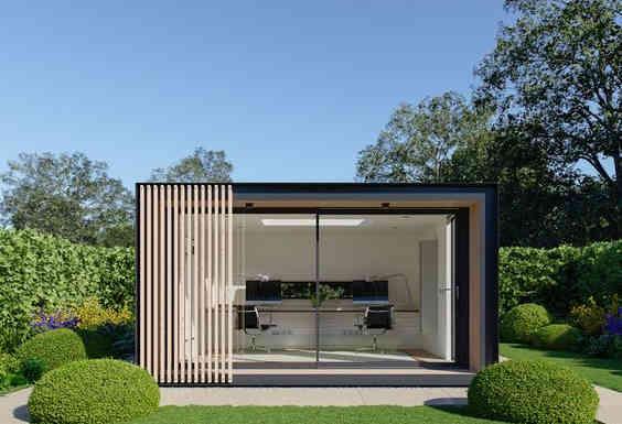 Garden Office & Outbuilding