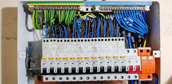 18th Edition Consumer Unit