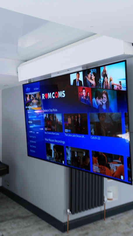 Multi-Room Audio Video Distribution
