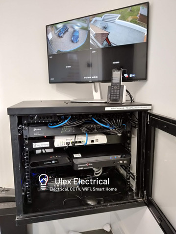 Home Network Installation