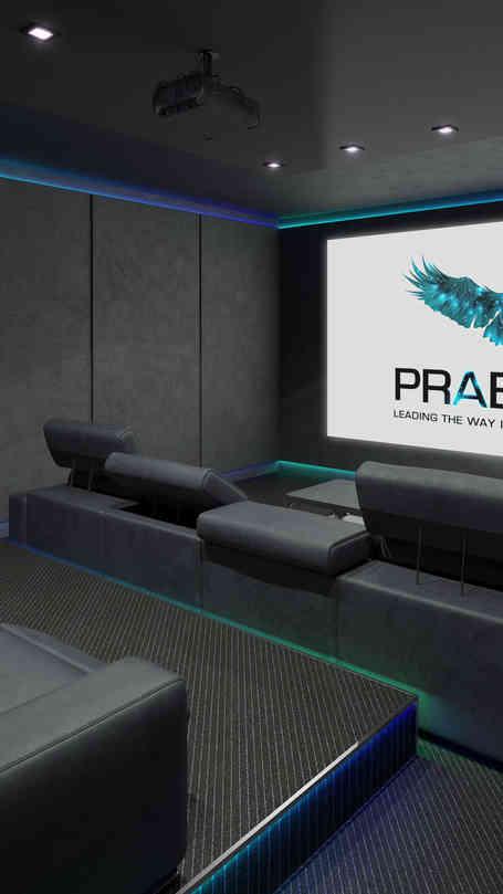 Media Room / Theater