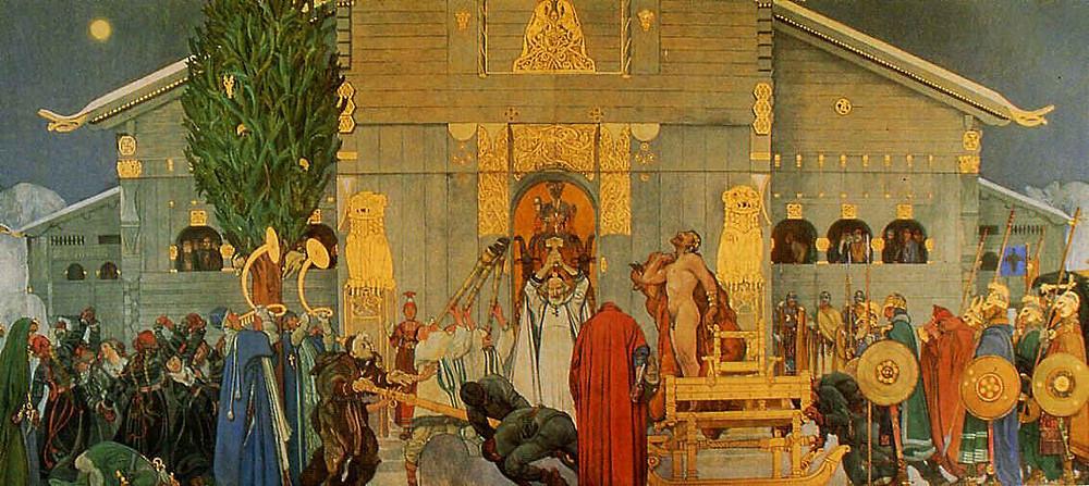 Carl Larsson [Public domain], via Wikimedia Commons