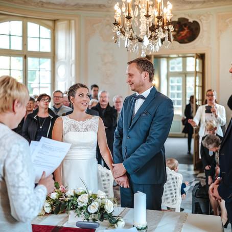 Hochzeit von Jasmin und Andreas