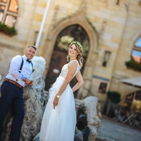 Hochzeit von Corina und Rene