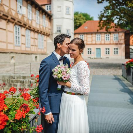 Hochzeit von Sarah und Tim