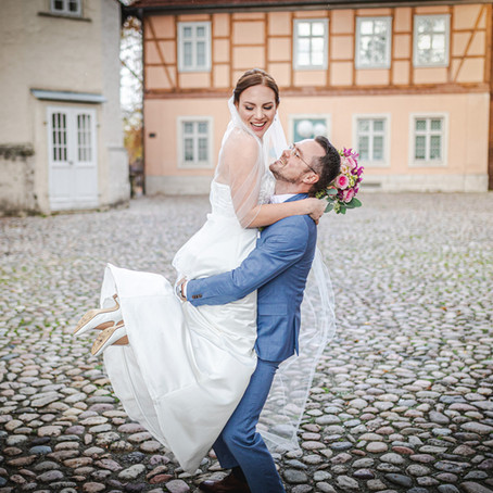Hochzeit von Sarah und Sebastian