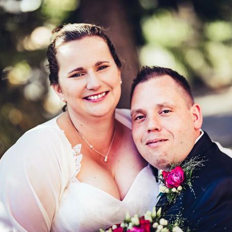 Hochzeit von Christina und Wolfgang