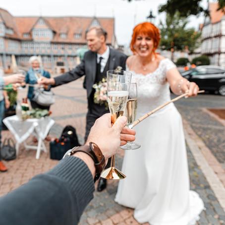 Hochzeit von Gaby und Axel