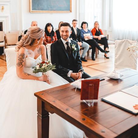 Hochzeit von Nicole und Christopher