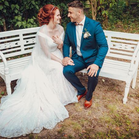 Hochzeit von Anne und Lars