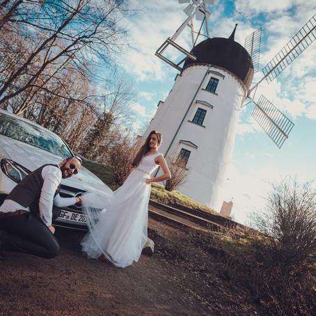 Hochzeit von Dinka und Elda