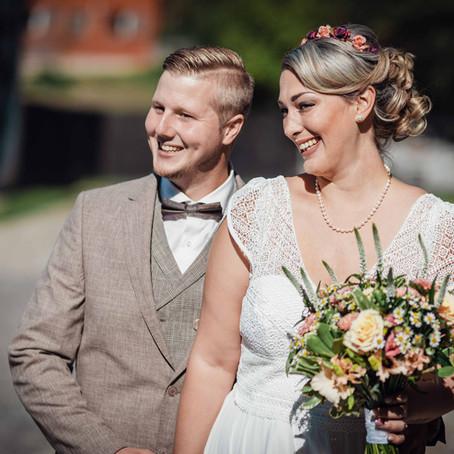 Hochzeit von Martina und Marc