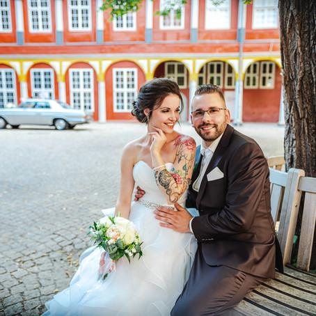 Hochzeit von Lena und Stefan