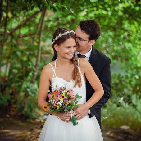 Hochzeit von Maria und Sascha