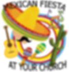 Fiesta Sombrero Maracas and Cactus - FIE