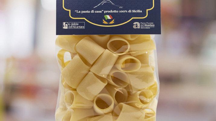 Pasta Mezzi Paccheri
