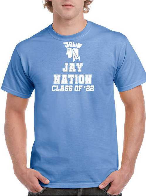 Class of '22 T-Shirt - 3 Colors