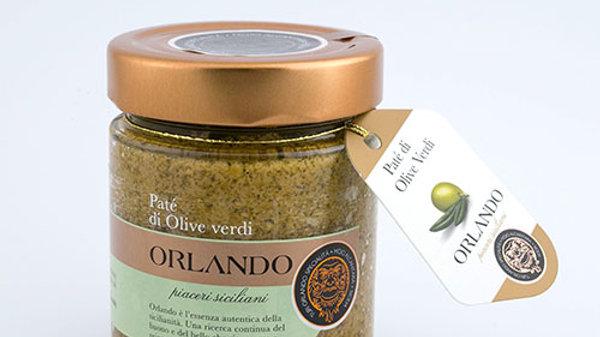 Paté of Green Olives