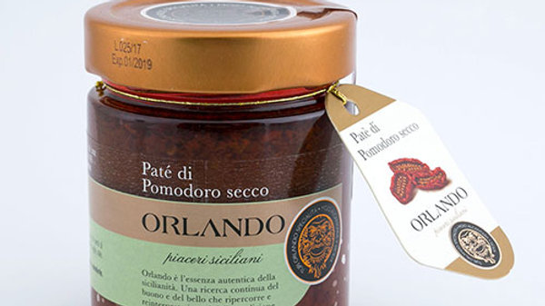 Paté of dried Tomatoes