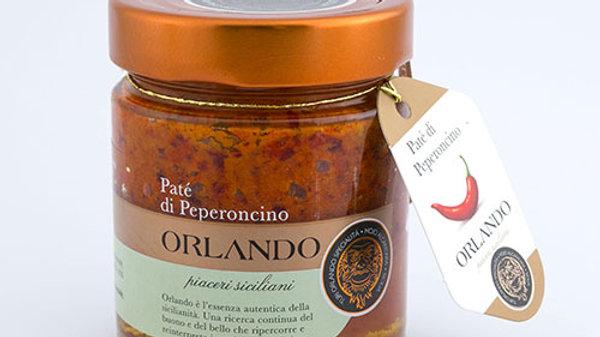 Paté of Hot Chilli Pepper