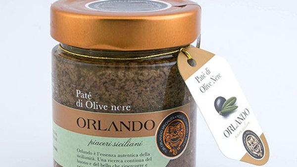 Paté of Black Olives