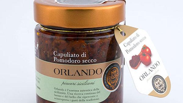 Capuliato of dried Tomatoes