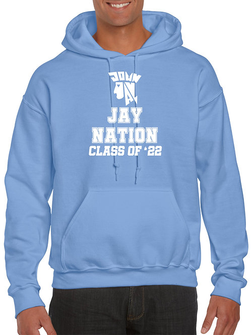 Class of '22 Hoodie - 3 Color Options