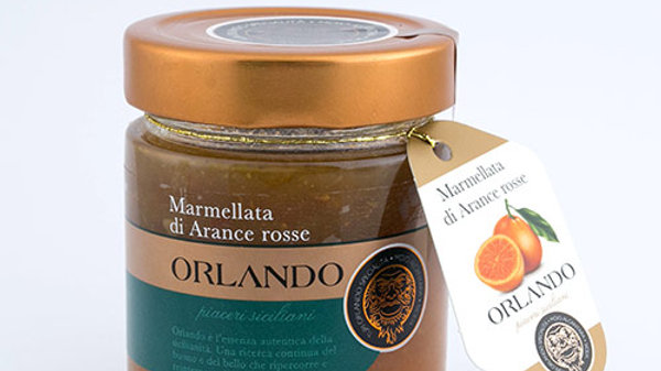 Sicilian Blood Orange Marmalade