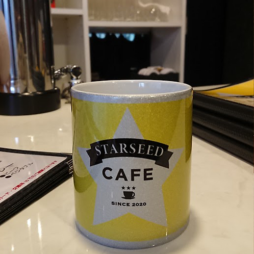 スターシードカフェ☆スーベニアマグカップ☆