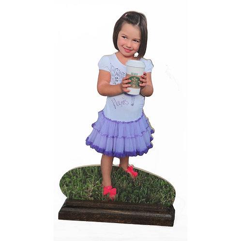 """7"""" Picture Statuette"""