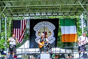 Tom Keefer & Celtic Cross