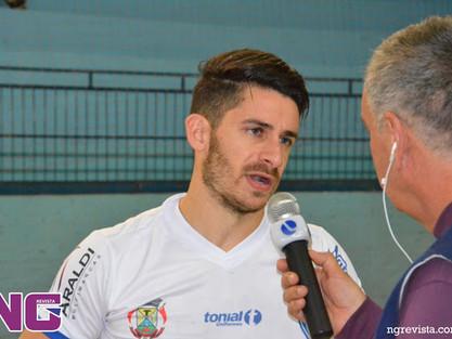 Edeivison Vigo continua na presidência do Lagoa Futsal