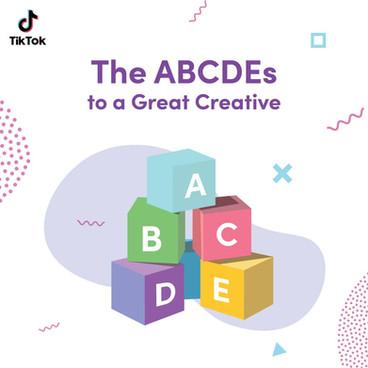 Tik Tok x BCW _  ABCDEs to a Great Creat