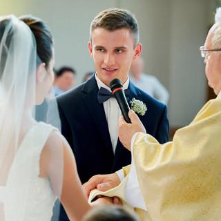 Ślub Przysięga Poniatowa